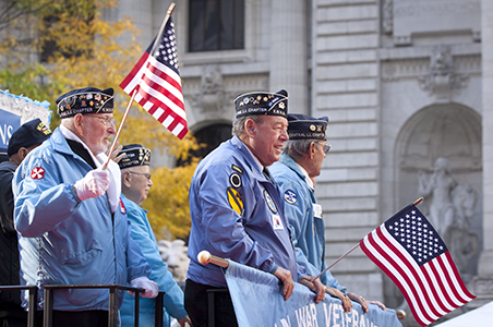 Wartime Veterans Can Qualify for a VA Pension Without Being Disabled