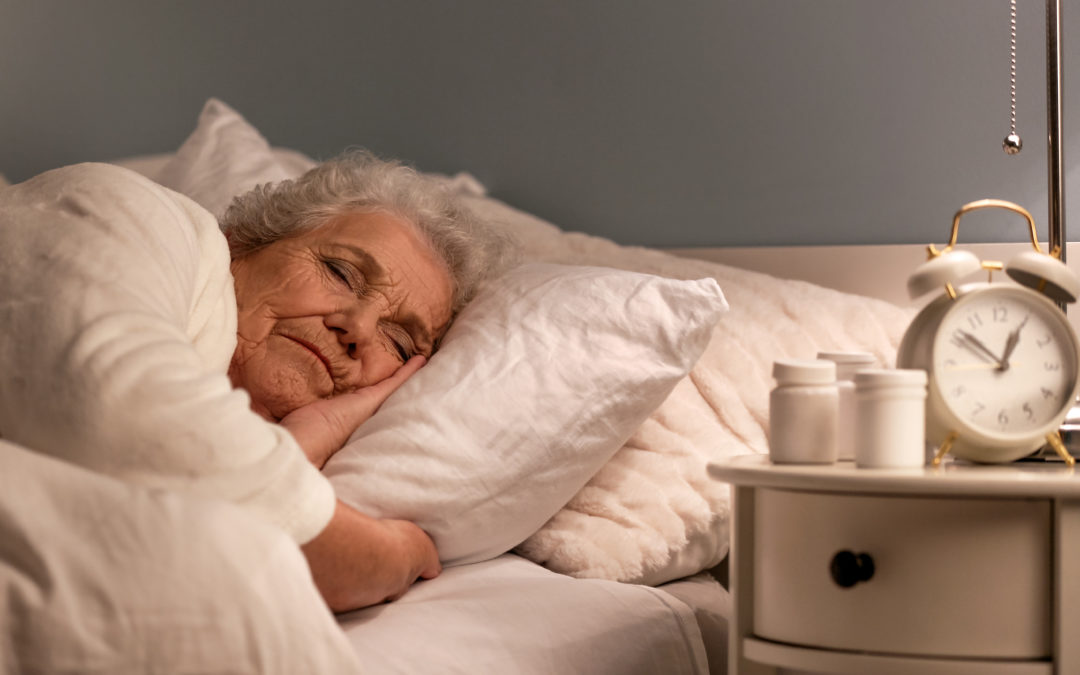 Aging and Issues with Sleep